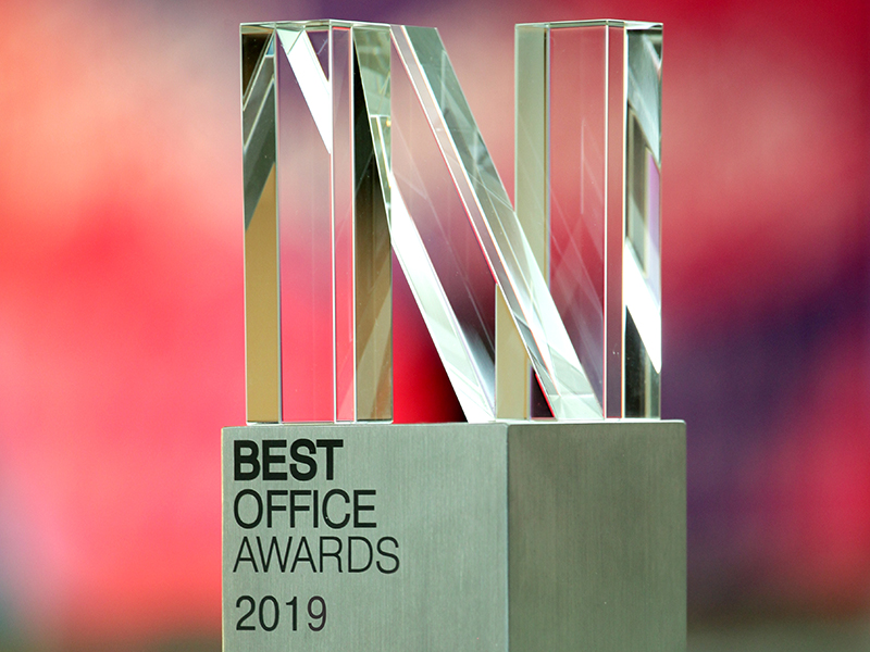БЕНЕ РУС вручили премию Best Office Awards 2019